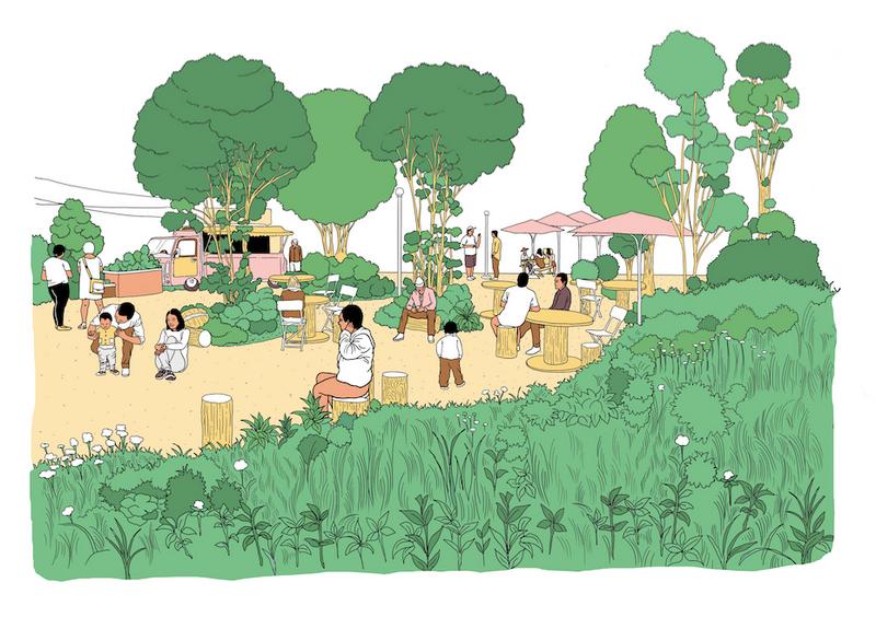 Paris-Saclay version bêta - Une démarche globale d'urbanisme transitoire à grande échelle